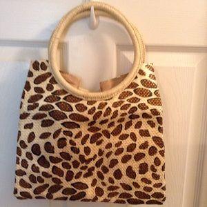 Handbags - Small animal print bag